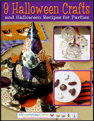 9 Halloween Crafts and Halloween Recipes for Parties