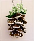 Pine Cone Ornament