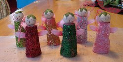 Glitter-Fairy-Ornaments