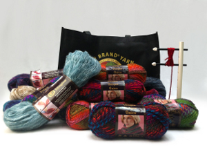 NEWgiveaway 1  For Yarn Lovers Only: Win a Lion Brand Prize Package