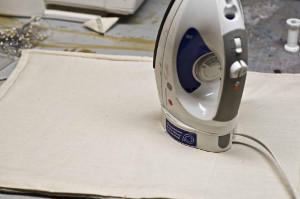 Quick and Easy Ironing Mat