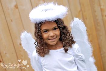 costume1 Halloween How To: Little Angel Costume