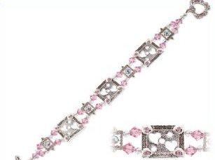 pink-hearts-bracelet