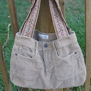 sew easy skirt tote