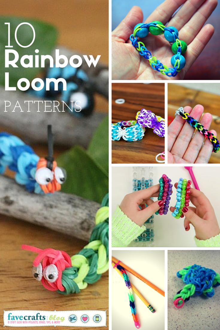 rainbow-loom-patterns