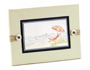 Beach Scene Frame