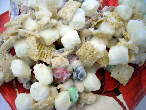Holiday Puppy Chow Recipe