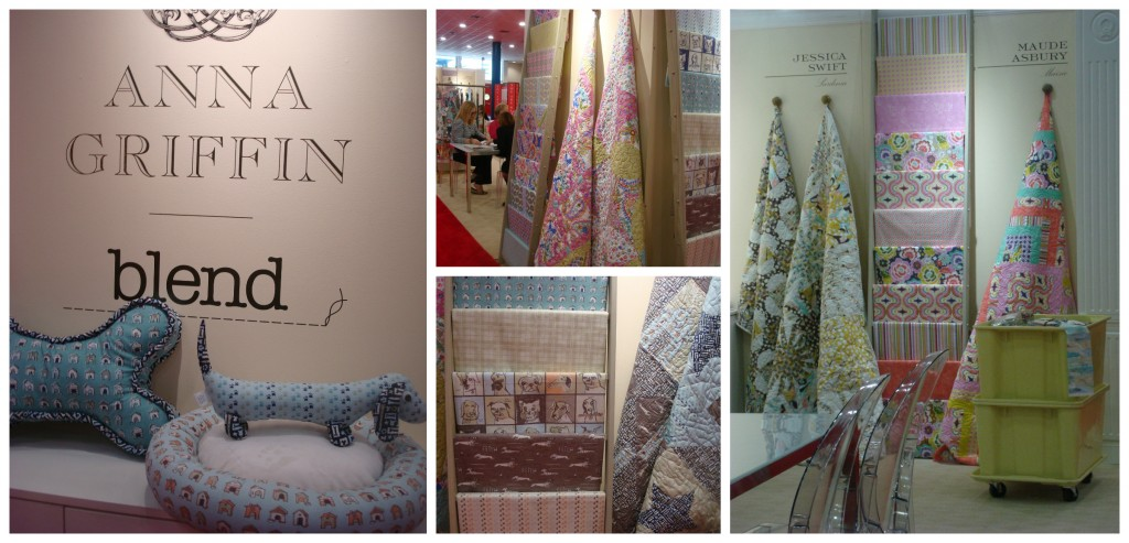 anna griffin 1024x493 Fall International Quilt Market 2013 Recap #2: Talking Trends with Our Favorite Companies
