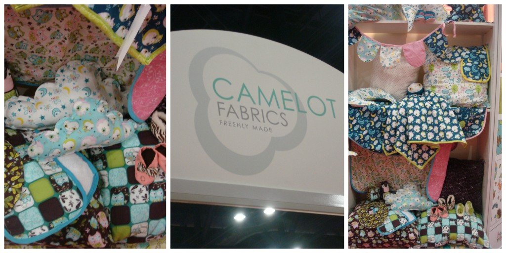 camelot fabrics 1024x512 Fall International Quilt Market 2013 Recap #2: Talking Trends with Our Favorite Companies