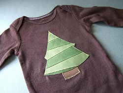 DIY Applique Onesie