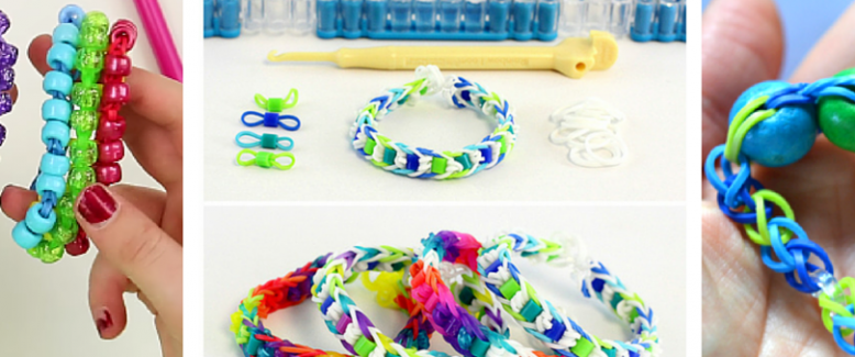 10 Rubber Band Loom Patterns