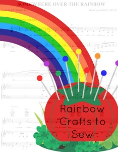 Rainbow Crafts to Sew
