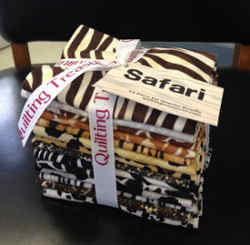 Safari Fabric Bundle