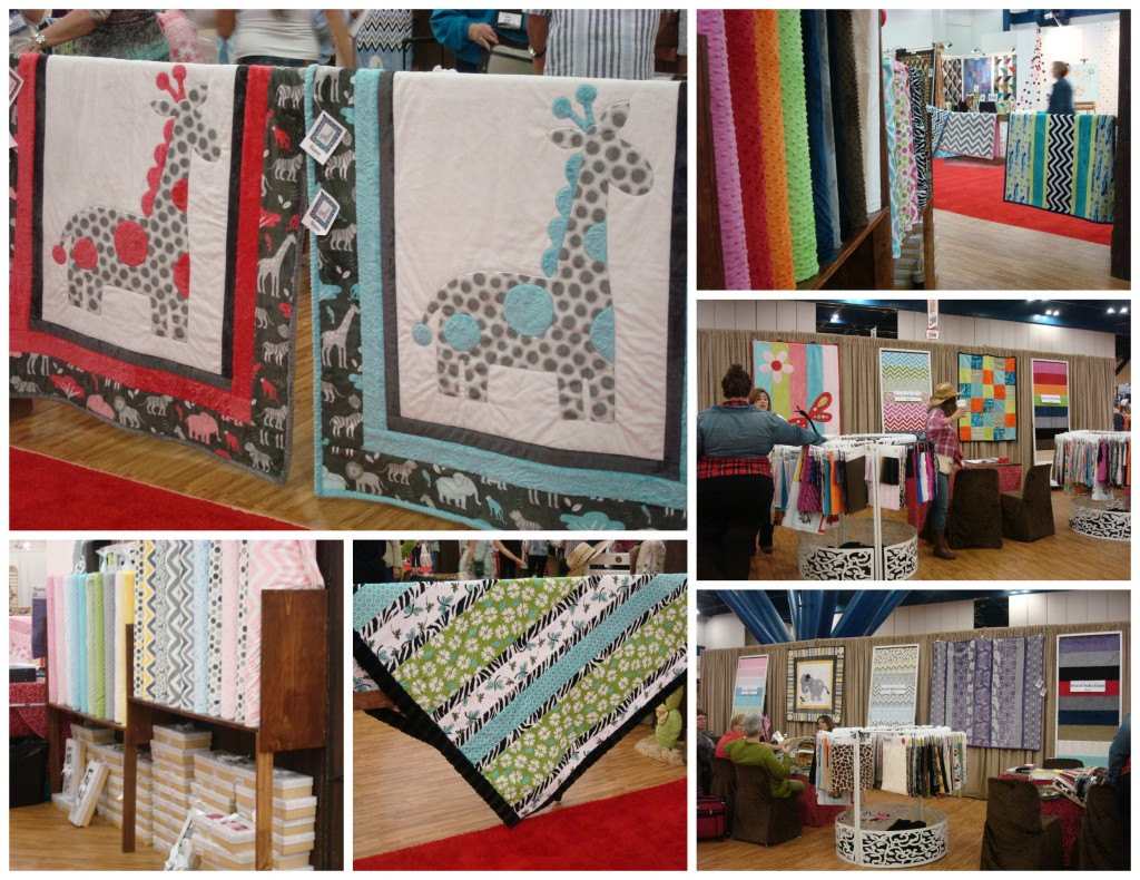 shannon fabrics 3 1024x790 Fall International Quilt Market 2013 Recap #2: Talking Trends with Our Favorite Companies