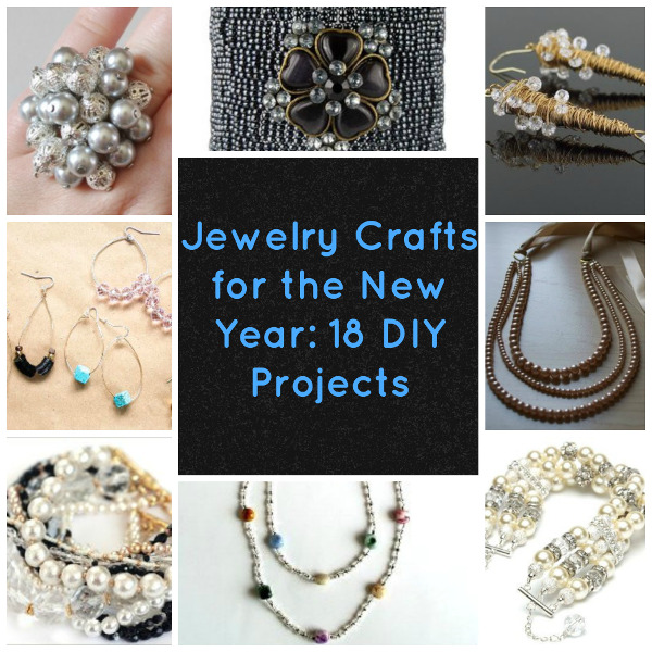 Jewelry Crafts for the New Year 600 test Jewelry Crafts for the New Year: 18 DIY Projects