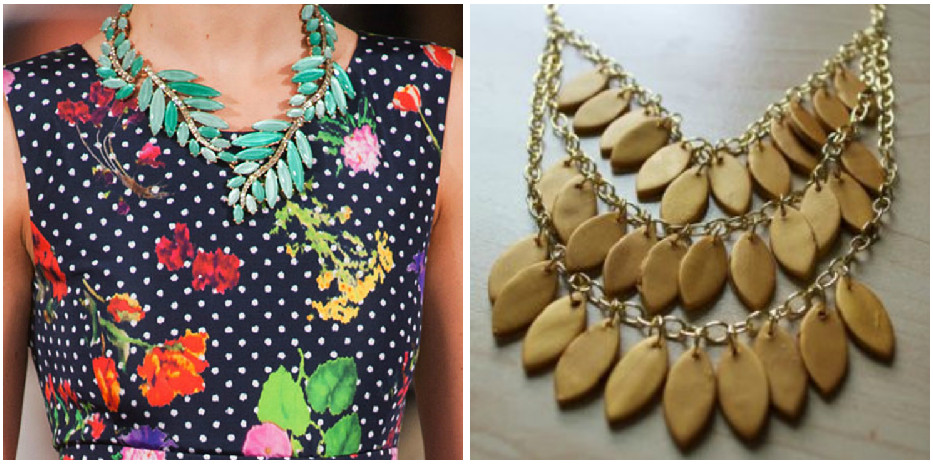 Leaf-Necklace-Trend-Collage
