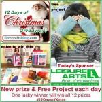 LeisureArts-12-Days-Christmas-Promo