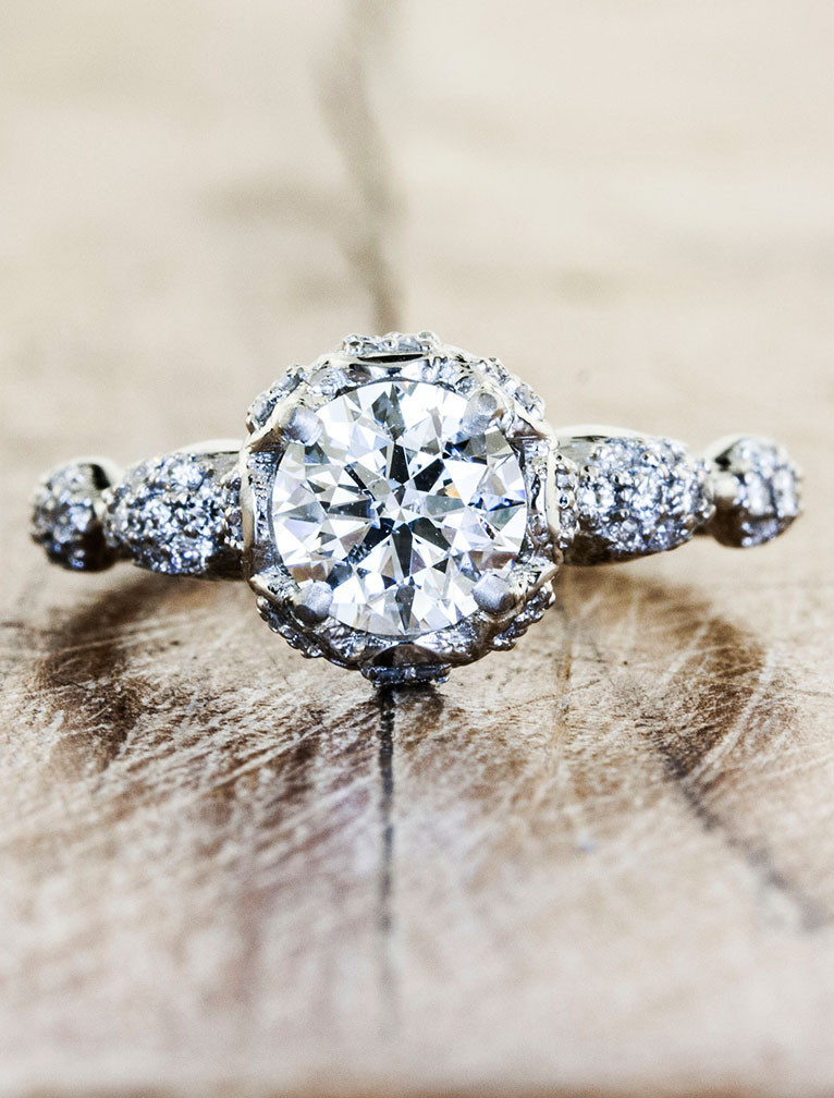 Ring In The New Year: Unique Engagement Rings