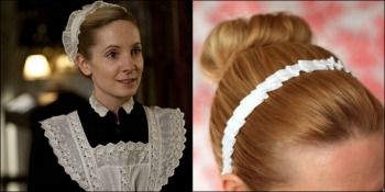 Downton DIY Headband