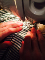 Sewing a Scrap Dress with Constance Talbot