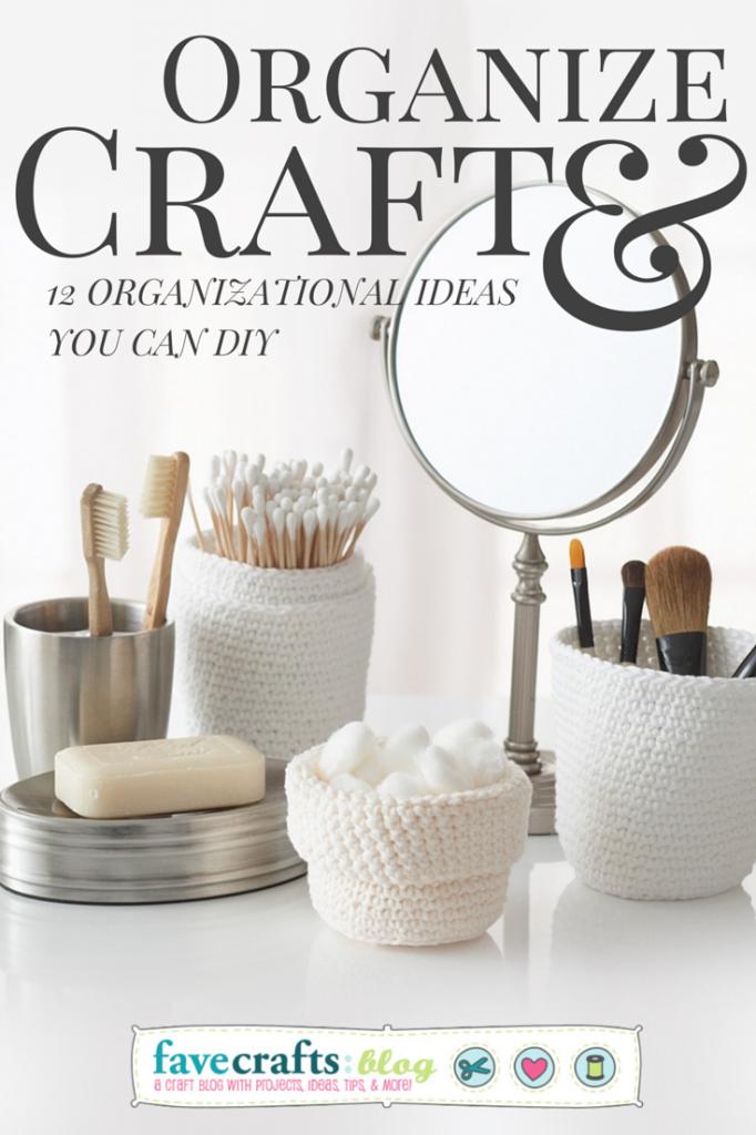 craft organization storage ideas 682x1024 12 Organizational Ideas