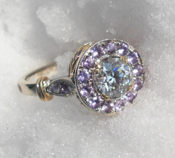 file1 Ring in the New Year: Unique Engagement Rings