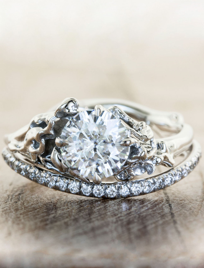 Ring in the New Year Unique Engagement Rings