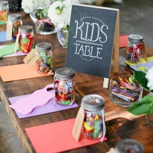 Adorable Kids Table