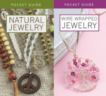 Wire-Wrapped and Natural Jewelry Pocket Guide Giveaway