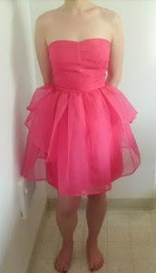 Silk Party Dress