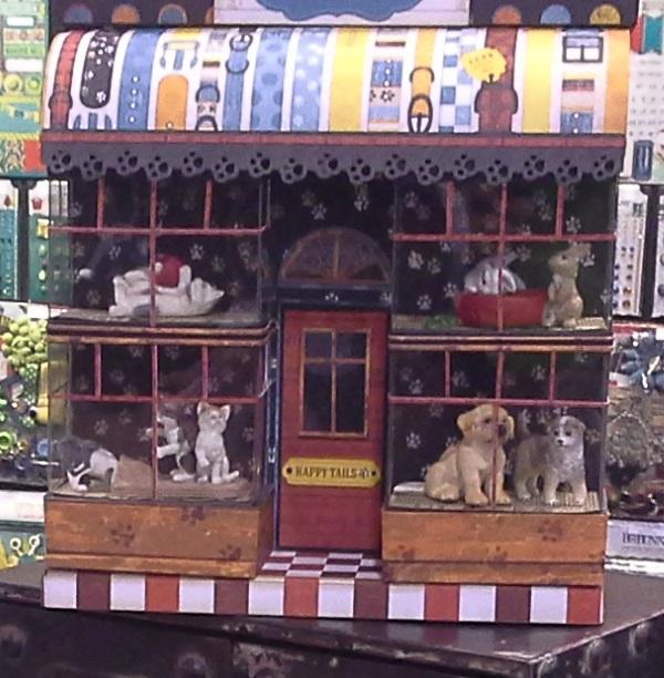 Pet Shop Craft at Bobunny