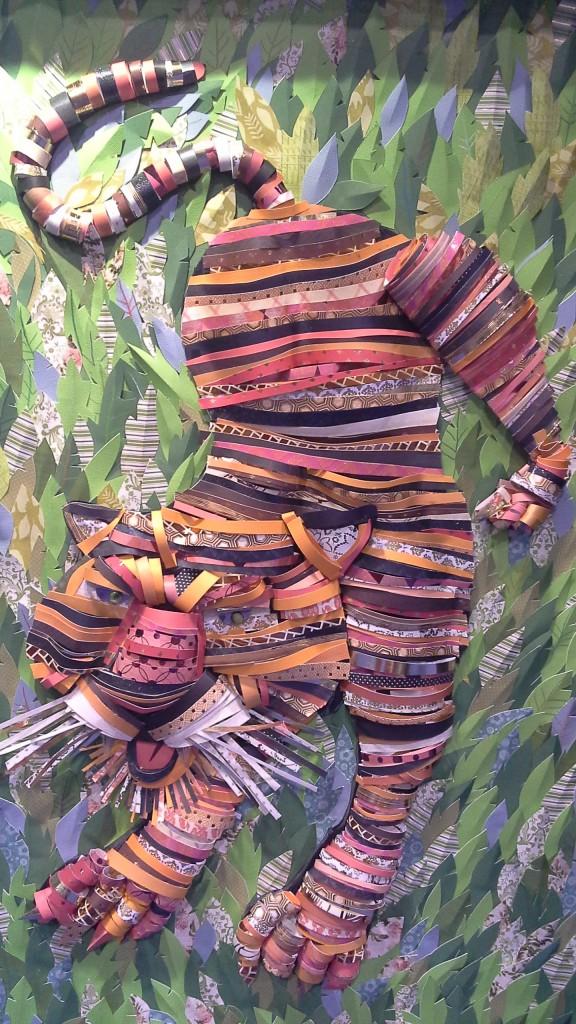 Tiger Display seen at DCWV