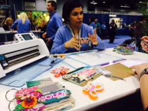 Brohter Scan n Cut 300x225 Craft Inspiration: Latest Trends in Sewing and Fabric from CHA 2014