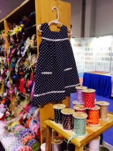 May Arts Dress 225x300 Craft Inspiration: Latest Trends in Sewing and Fabric from CHA 2014
