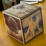 Mod Podge PhotoTransfer Block