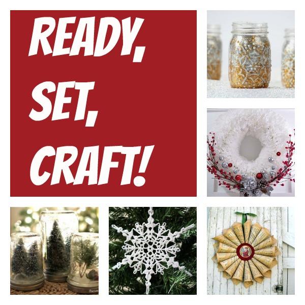 Ready, Set, Craft!