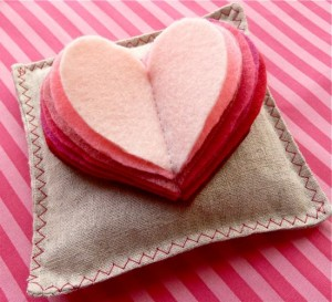 Utterly Gorgeous Valentine's Day Sewing Projects