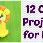 12 Cute Clay Projects for Kids