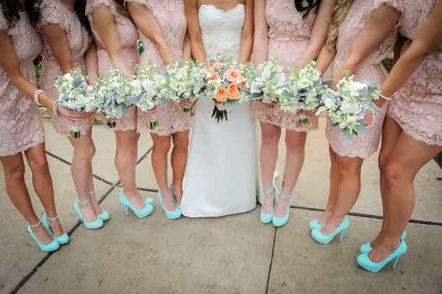 mv Wedding Trends: Opposites Attract