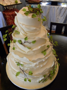 nature cake 5 Wedding Trends: Opposites Attract