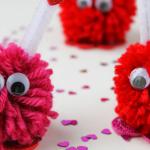 valentine-poms