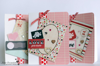 valentines1 How To Make Pretty Paper Valentines Day Cards