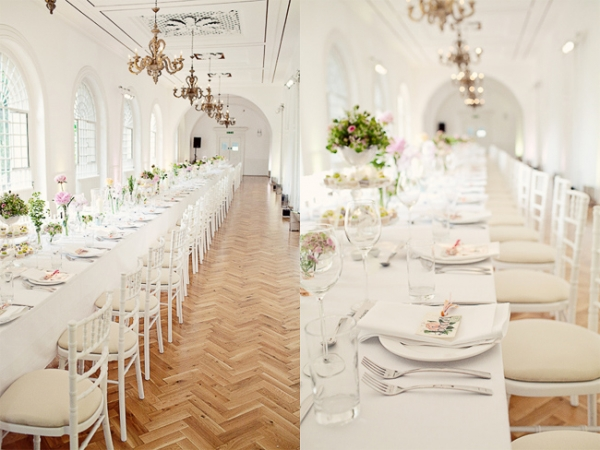 vintage british england wedding 73 Wedding Trends: Opposites Attract