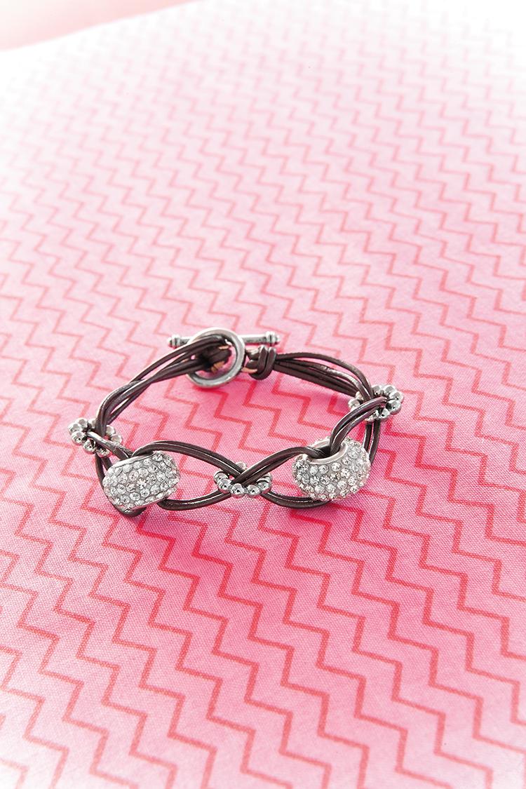 Bit of Bling DIY Bracelet
