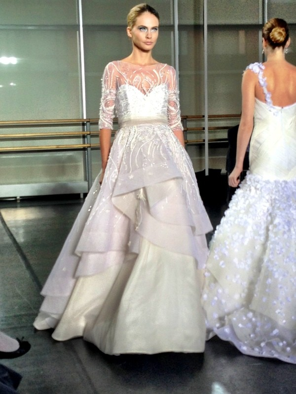 12409.b7c4713f9832498a6bd67d90c67100e4 Wedding Trends 2014: The Wedding Dresses Youll Kill For