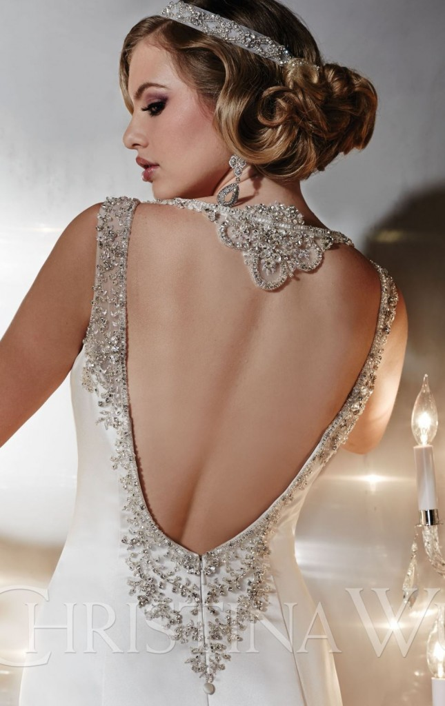 15535 by christina wualt1 645x1024 Wedding Trends 2014: The Wedding Dresses Youll Kill For