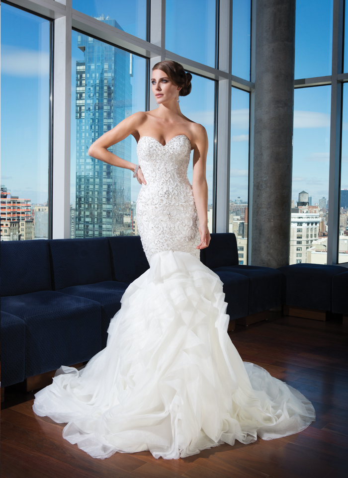 2124001695 9740 013 Wedding Trends 2014: The Wedding Dresses Youll Kill For
