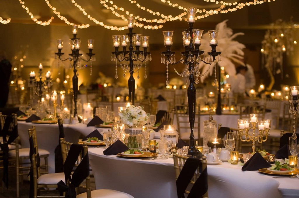 602 1024x680 The Great Gatsby Wedding of Dreams