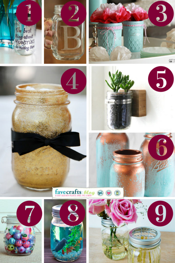 Crafty Uses for a Mason Jar 683x1024 Link Love: Crafty Uses for a Mason Jar