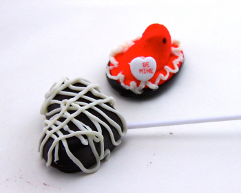Lollipops1 Stick It: Make Creative Candy Pops For Valentines Day